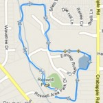 Roswell Area Park - 5K Loop