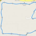 Sweet Apple Park Running Trail Map