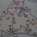 Lieta Thompson Official Running Trail Map
