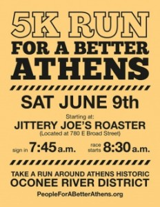 5k Run for a Better Athens